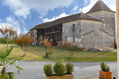 LOT ET GARONNE : Vignoble et verger de 29 hectares en conversion bio